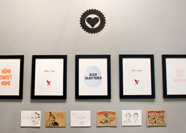 OSBP NSS 2014 Black Heart Letterpress 10 National Stationery Show 2014, Part 13