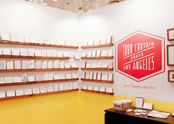 OSBP NSS 2014 Iron Curtain Press 4 National Stationery Show 2014, Part 11