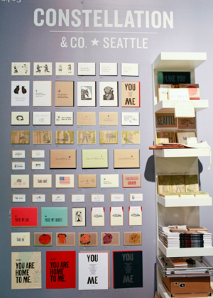 OSBP NSS 2014 Ladies of Letterpress 1 National Stationery Show 2014, Part 12