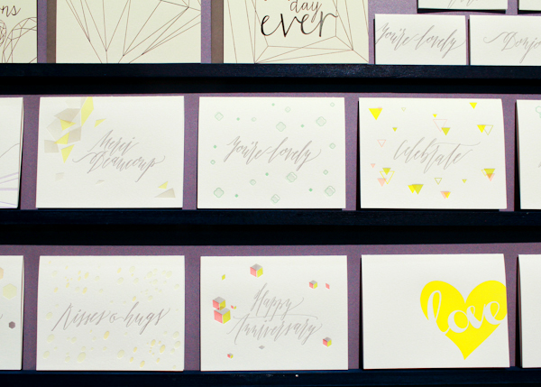 OSBP NSS 2014 Ladies of Letterpress 119 National Stationery Show 2014, Part 12