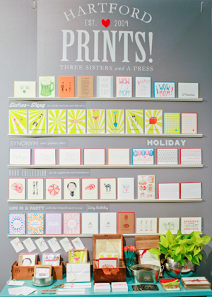 OSBP NSS 2014 Ladies of Letterpress 46 National Stationery Show 2014, Part 12