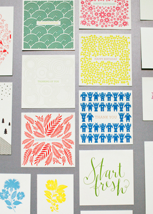 OSBP NSS 2014 Ladies of Letterpress 67 National Stationery Show 2014, Part 12