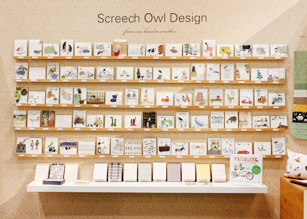 OSBP NSS 2014 Screech Owl Design 3 National Stationery Show 2014, Part 14