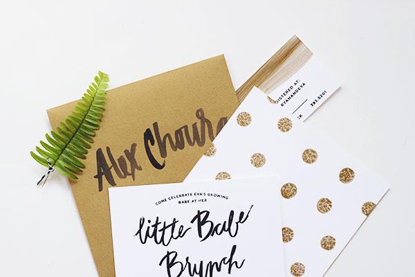 Black and White Polka Dot Baby Shower Invitations Goodheart Design3 Evas Sweet Polka Dot Baby Shower Invitations