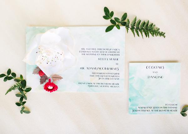 Millnery Wedding Invitations Momental Designs OSBP 7 Embroidery and Millinery Wedding Invitation Inspiration
