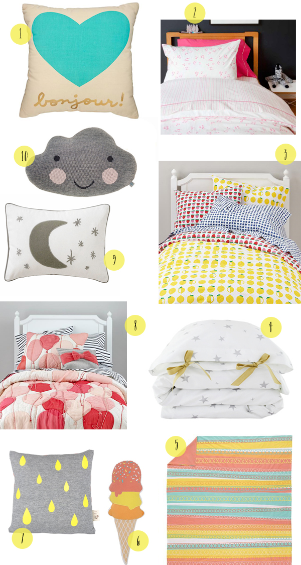OSBP Toddler Bedding Round Up Sophie Style: Toddler Bedding