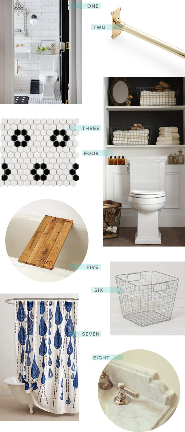 OSBP at Home Bathroom Inspiration OSBP at Home: Small Bathroom Renovation Inspiration