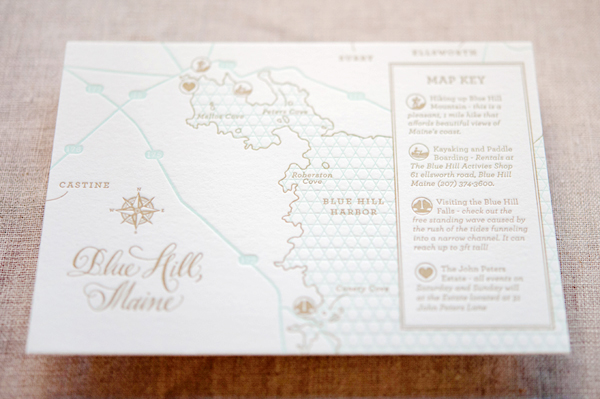 Romantic Rose Gold Wedding Invitations Gus and Ruby Letterpress12 Kate + Cleons Romantic Rose Gold Foil Wedding Invitations