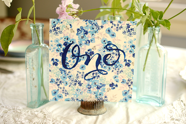 TableNumberDIY Paloma Final 1 DIY Tutorial: Wedding Reception Table Numbers