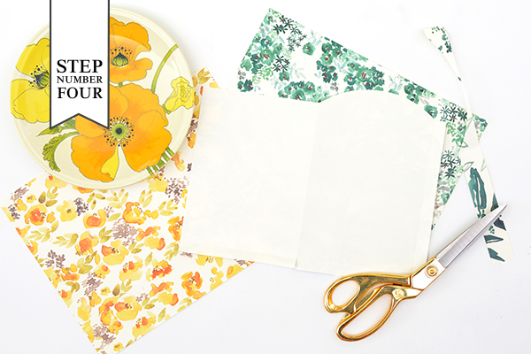 GoodieBag Step4 DIY Tutorial: Patterned Wedding and Party Favor Bags