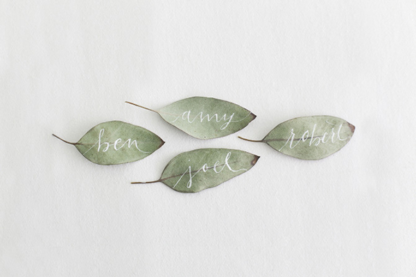 MKS 2 Calligraphy Inspiration: Meghan Kay Sadler