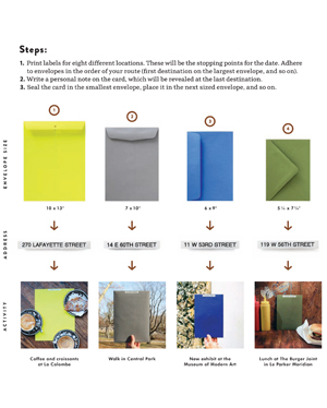 Make and Give Progressive Date5 Book Preview: Make & Give