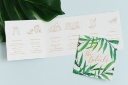 Small Of Modern Wedding Invitations