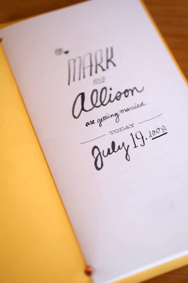 6a00e554ee8a2288330115705c2ab6970b pi Allison + Marks Vibrant and Modern Wedding Invitations