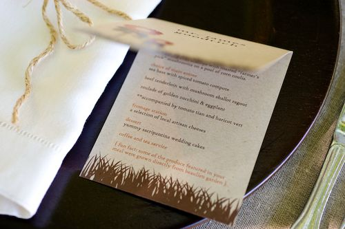 6a00e554ee8a2288330120a539b571970c 500wi Jennifer + James Sunflower Wedding Invitations