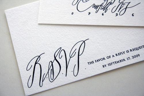 6a00e554ee8a2288330120a551e03c970b 500wi Rae + Noahs Classic Wedding Invitations with Modern Calligraphy