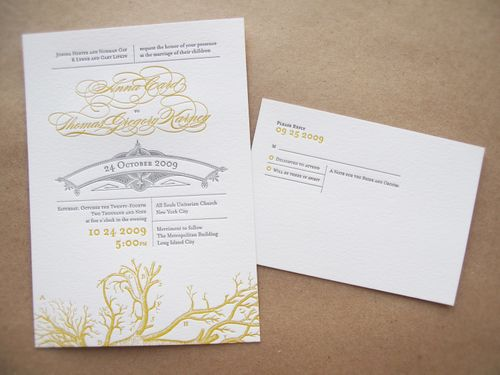 6a00e554ee8a2288330120a632ae3f970b 500wi Anna + Toms Apothecary Inspired Wedding Invitations