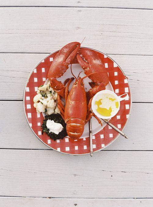 6a00e554ee8a228833012876f7642a970c 500wi Jen + Dan — Lobster Bake Rehearsal Dinner Invitations