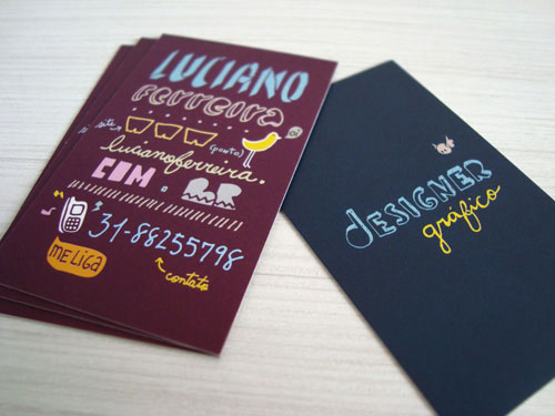 6a00e554ee8a228833012877868a45970c 500wi Hand Lettered Business Cards