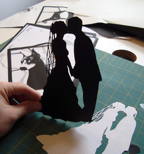 6a00e554ee8a22883301310f90bdfc970c 500wi Silhouettes and Papercuts by Joe