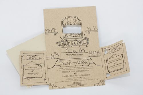 6a00e554ee8a22883301310f9f8fa7970c 500wi Kraft Paper Spring Wedding Invitations