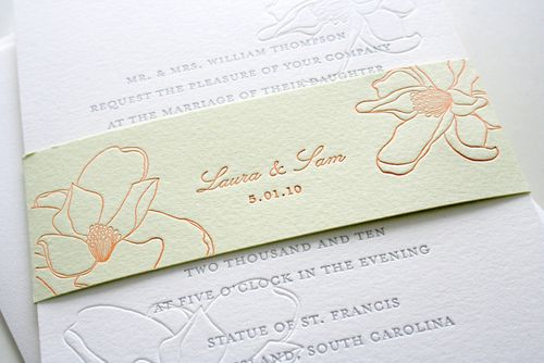 6a00e554ee8a22883301310ff87e37970c 500wi Spring Magnolia Wedding Invitations