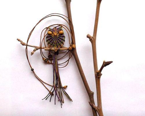 6a00e554ee8a2288330133ec7ff49d970b 500wi Macrame Owl Necklaces