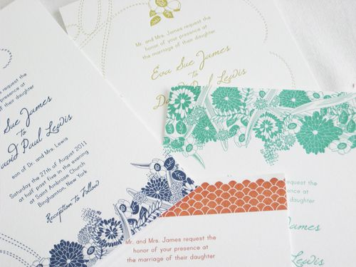 6a00e554ee8a2288330133ed023ca3970b 500wi Wedding Invitations — Two Brunettes