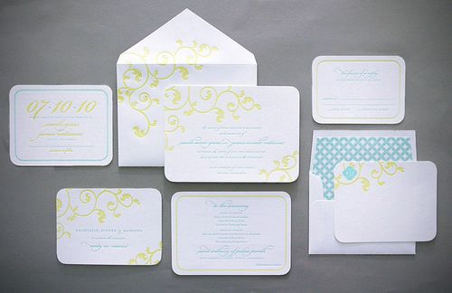 6a00e554ee8a228833013480c746a7970c 500wi Modern Geometric Pattern Wedding Invitation