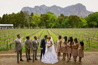 Karind&Jade by Cape Town Wedding Planner. Oh So Pretty Wedding Planning