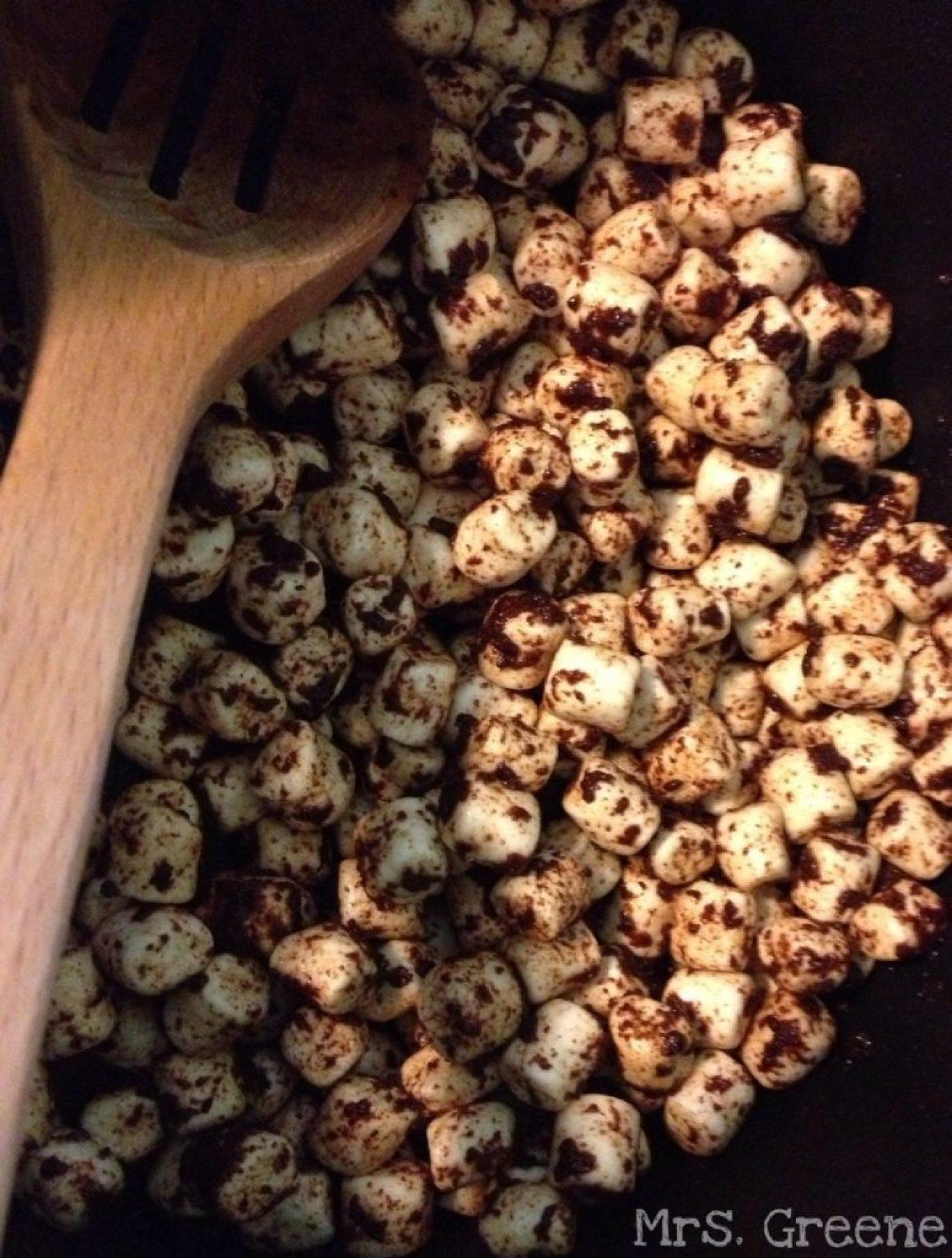 Make Pumpkin Spice Rice Krispie Treats (plus 6 more yummy fall treats)