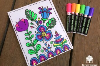 finished-diy-dry-erase-coloring-page