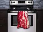 Bacon Kitchen Towel