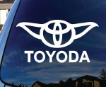 Toyoda Decal