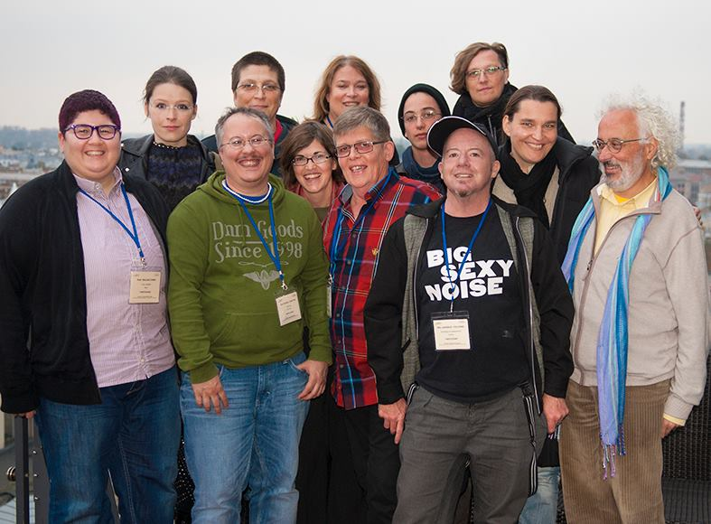 europeanintersexmeetingRiga2014 photo by Del LaGrace Volcano