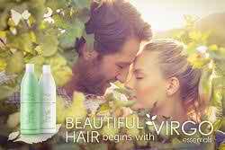 Virgo Essentials Peppermint Clarifying Shampoo