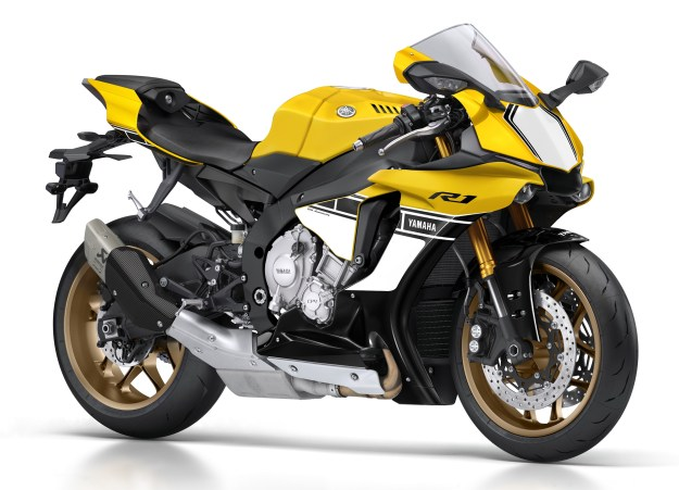 Yamaha R Th Anniversary Limited Edition