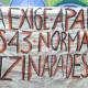 Oaxaca por la justicia en Ayotzinapa