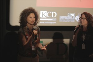 Dina Naser presenta