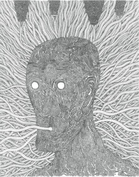 Untitled Man (2007)