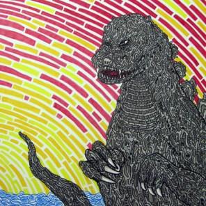 Godzilla (2011) SOLD