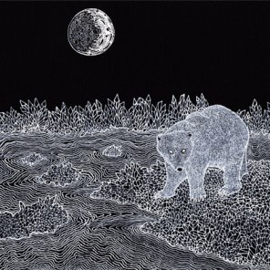 The Polar Bear (2015) SOLD