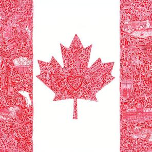Made In Canada (2014) SOLD