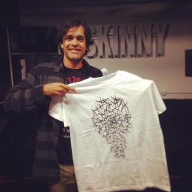 """OKAINA """"Swarm"""" T-shirts"""