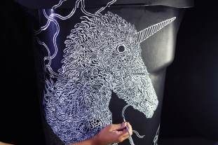 Unicorn wip3