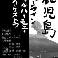 【オーケストラ】鹿児島ニューラインフィルハーモニーオーケストラの演奏会があります!(11/2(日)18時@谷山サザンホール)