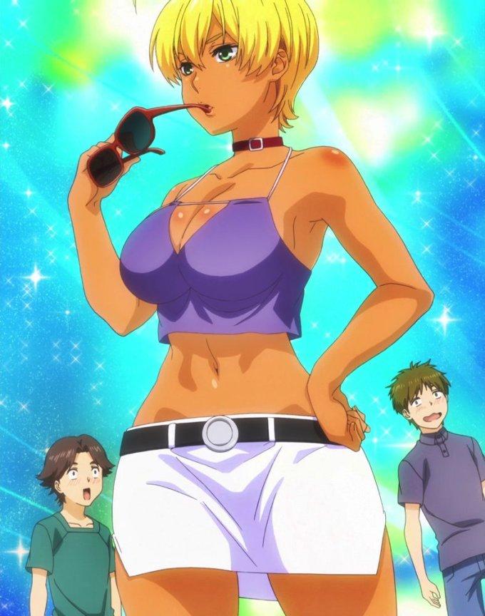 食戟のソーマ エロ画像 02 (23)