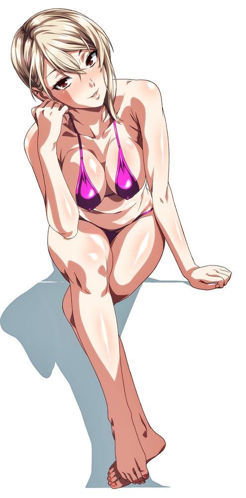 食戟のソーマ エロ画像 04 (39)
