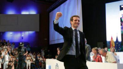 El PP de Casado ganaría ahora unas elecciones tras atraer voto de C's | Encuesta Okdiario Pablo ...