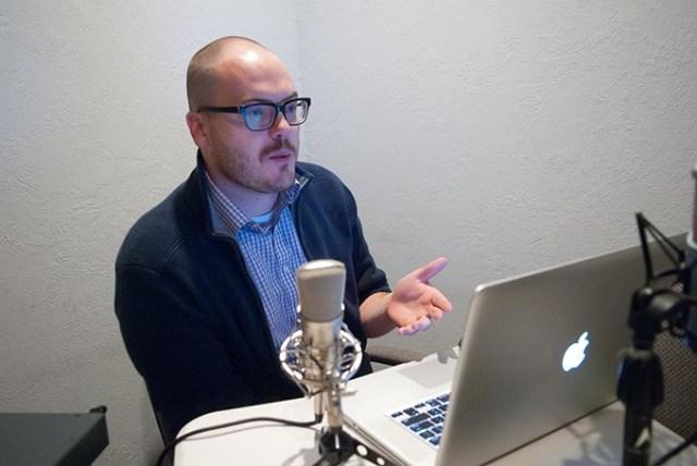 Ben Felder on the Capital City podcast.